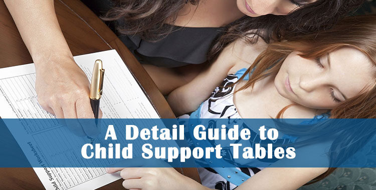 Child support table